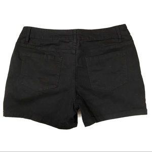 NWT Faded Glory Shorts - Black